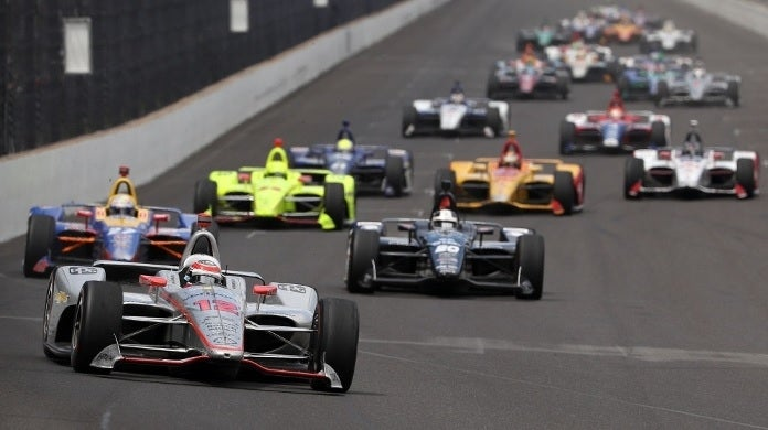 indy 500 2018 getty images