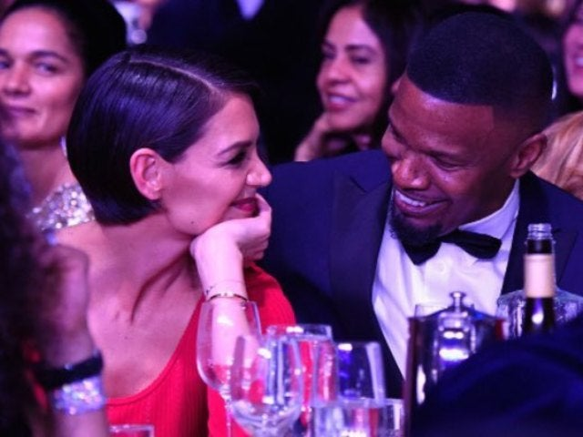 Jamie Foxx and Katie Holmes Make Relationship Official at Met Gala
