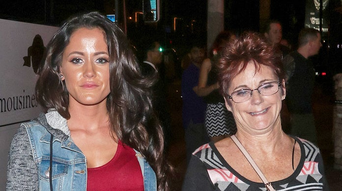 Jenelle Evans' Mom Posts Picture of 2-Year-Old Daughter as Custody Battle Looms