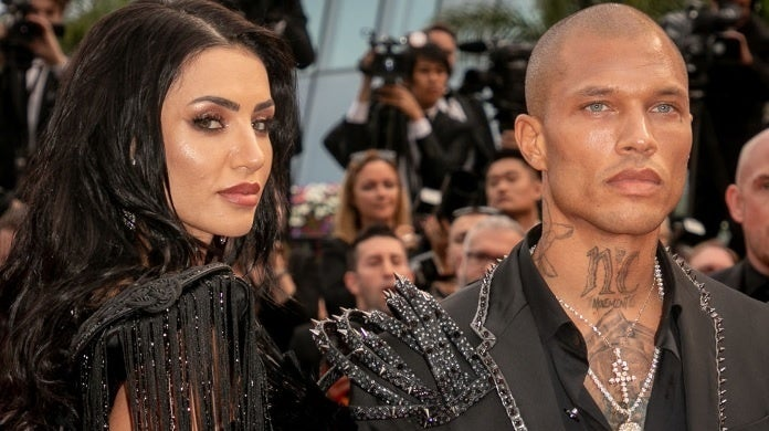 jeremy meeks cannes getty images