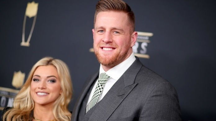 jj-watt-kealia-ohai_getty-Christopher Polk : Staff