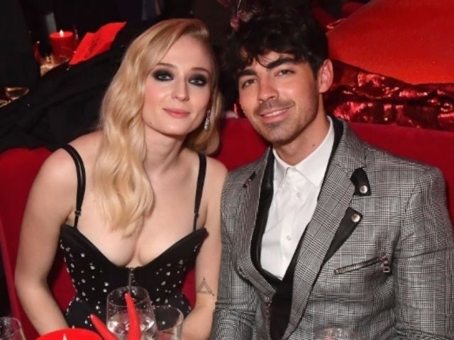 'Game of Thrones' Star Sophie Turner and Joe Jonas Still Planning Paris Wedding Following Vegas Elopement
