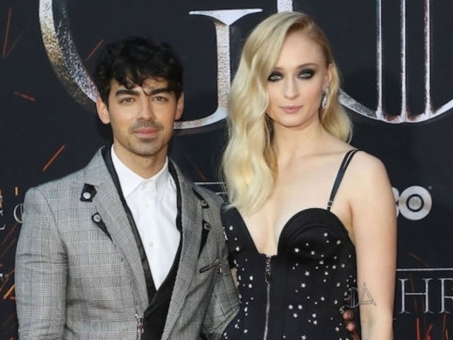 Joe Jonas Posts First Photos of Sophie Turner Since Their Wedding