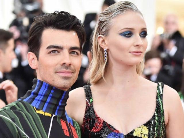 Met Gala: Joe Jonas and 'GoT' Star Sophie Turner Make Public Debut as Married Couple
