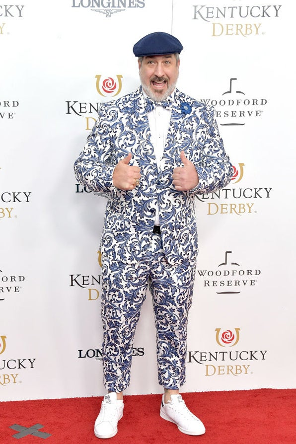 joey_fatone_kentucky_derby