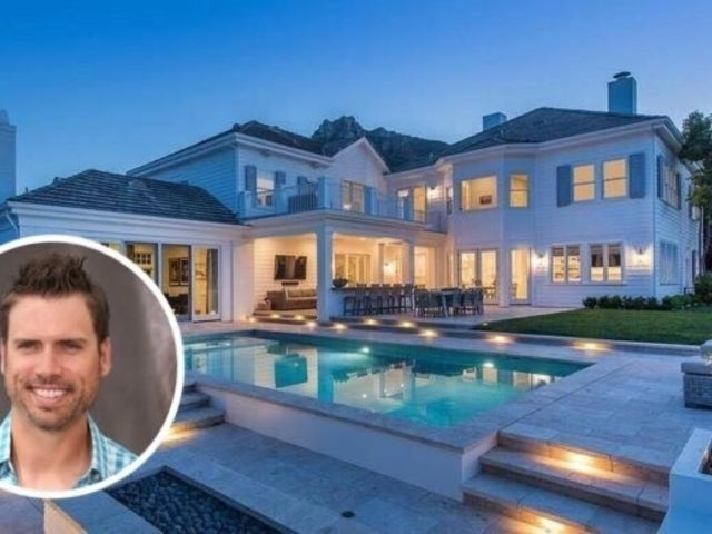 'The Young and the Restless' Star Joshua Morrow Puts Scenic Lake Sherwood Home up for Sale