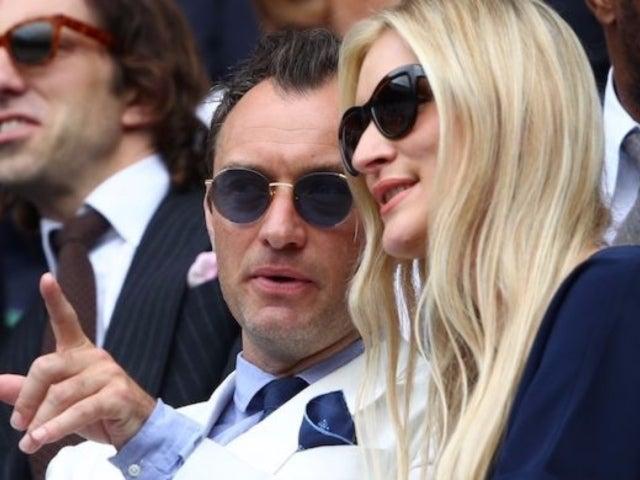 Jude Law Marries Phillipa Coan in Surprise Wedding Ceremony