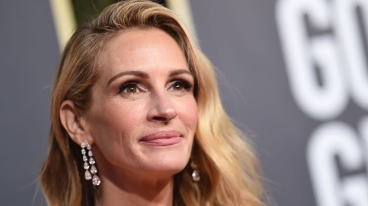 Julia Roberts Posts Rare Photo With All Children