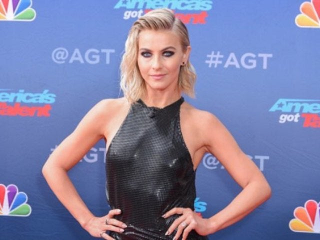 Julianne Hough Cries During Kodi Lee's 'America's Got Talent' Golden Buzzer Act