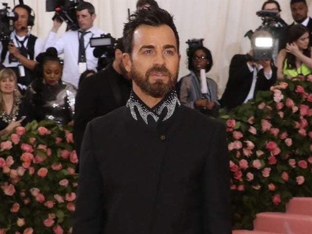 Justin Theroux Attributes Smoking Weed With Jimmy Kimmel for 'All in the Family' Live Remake