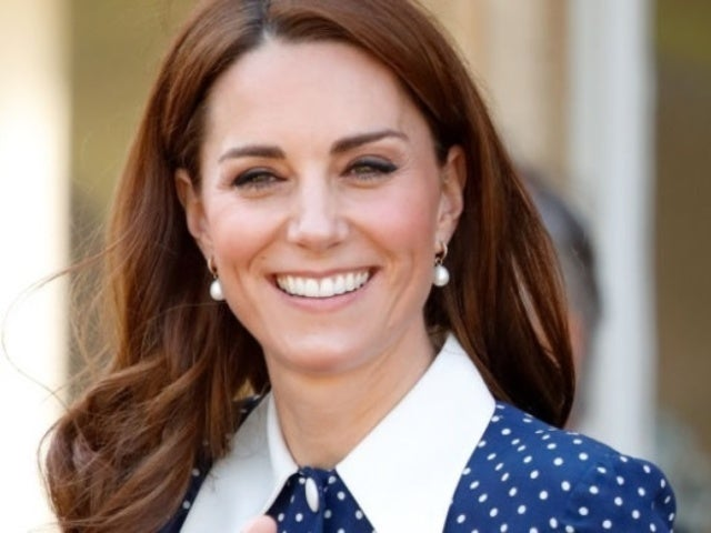 Kate Middleton Shows off Playful Side in New Royal Garden Showcase Photos