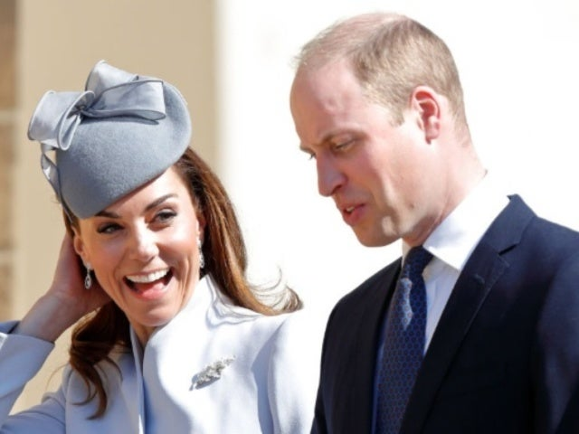 Watch Prince William and Kate Middleton Welcome Prince Harry and Meghan Markle to the Sleep Deprivation Society