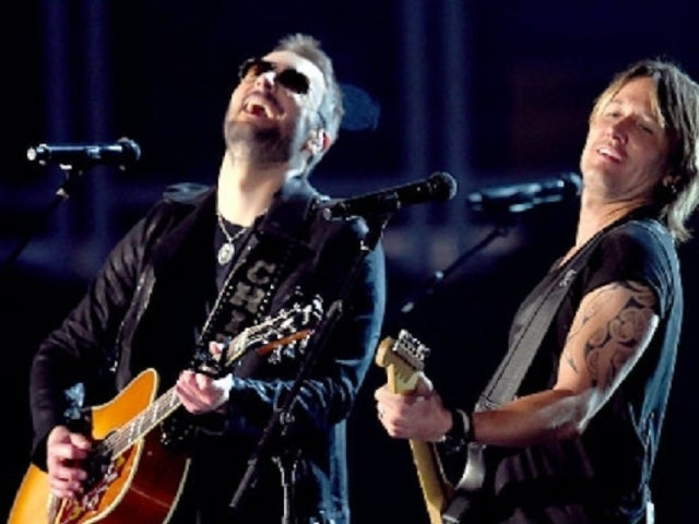Eric Church Speaks out About Keith Urban Recording His Song, 'We Were'