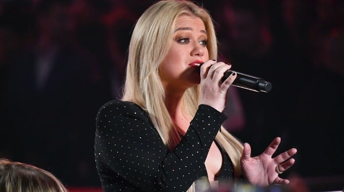kelly clarkson billboard 2019 getty images