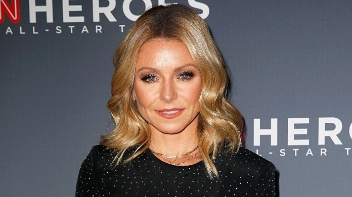 kelly ripa Dominik Bindl