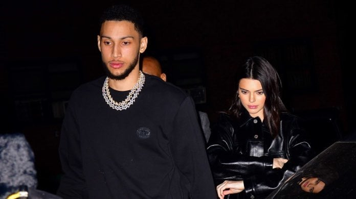 Kendall Jenner and Ben Simmons-2
