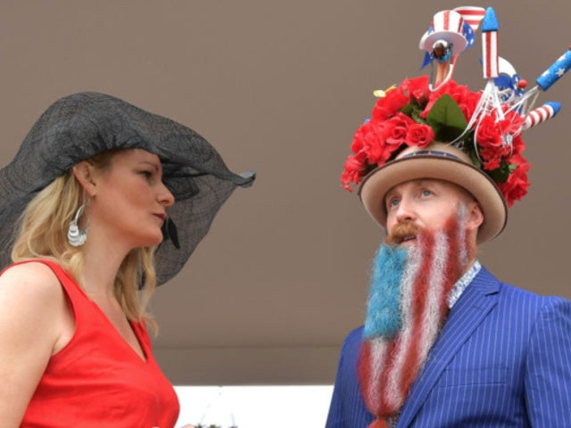Kentucky Derby: The Craziest Hats and Fashion Choices We've Seen so Far