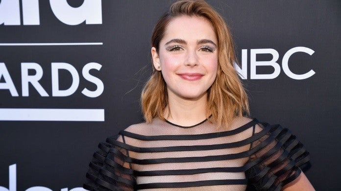 kiernan shipka getty images 2