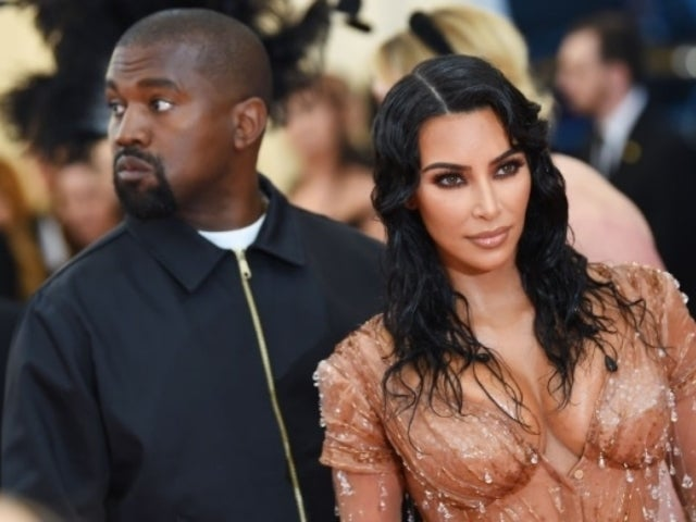 Kanye West Responds to Backlash From Criticizing Wife Kim Kardashian's Sexy Clothing