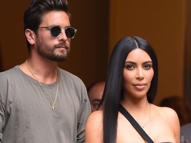 Kim Kardashian Shares Kylie Jenner Throwback Photos for Scott Disick's Birthday