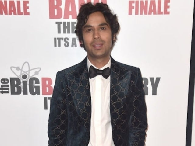 'The Big Bang Theory' Star Kunal Nayyar Drank Tequila, 'Cried A Lot' After Series Finale Wrapped