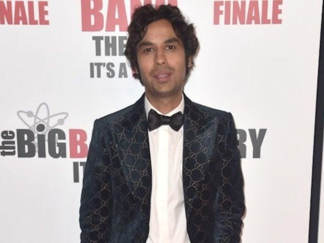 'Big Bang Theory' Star Kunal Nayyar Breaks From Social Media After Series Finale