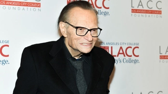 larry king 2019 getty images