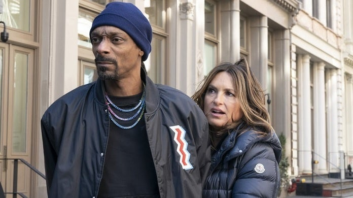 law & order svu diss snoop dogg nbc