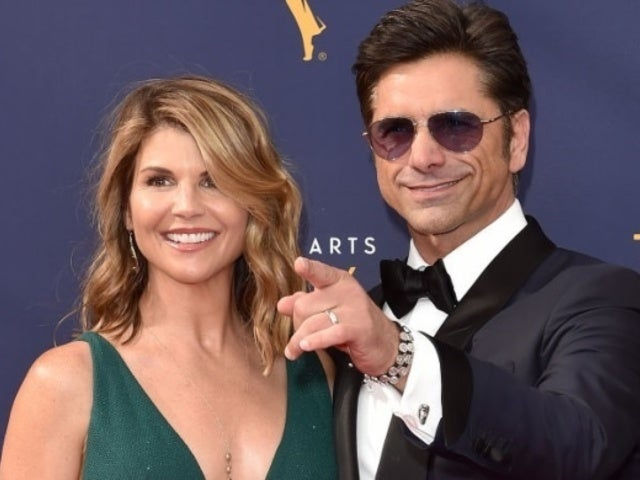 John Stamos Blasted by Fans for Sharing Photo With Lori Loughlin