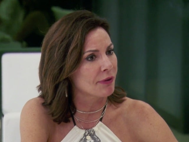 'RHONY': Luann de Lesseps Slammed as 'Diva' After Accusing Sonja Morgan of Using Pills