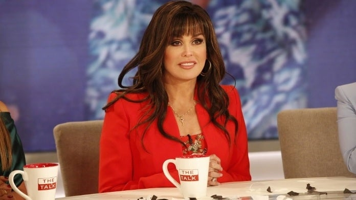 marie osmond cbs getty images