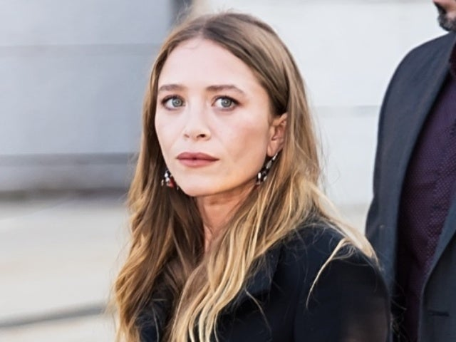 Mary-Kate Olsen Spotted in Rare Photo Riding Her Horse