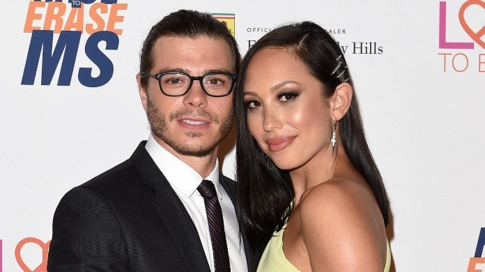 matthew lawrence cheryl burke Axelle_Bauer-Griffin