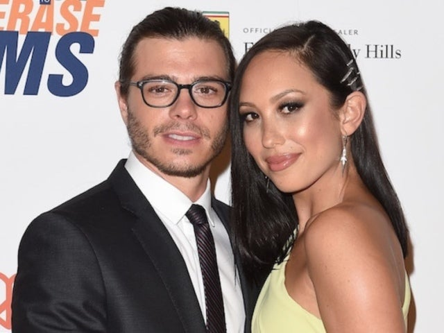 'DWTS' Pro Cheryl Burke and Matthew Lawrence Married