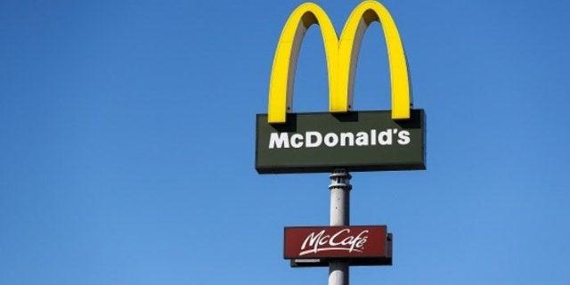 McDonald's Sign 2-2