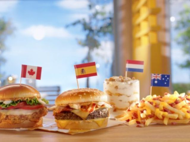 McDonald's Confirms 4 New Global Menu Items for United States