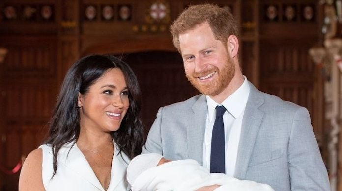 meghan-markle-harry-royal-baby_getty-DOMINIC LIPINSKI : Contributor