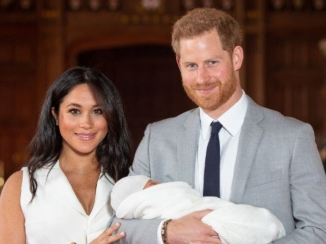 Why Meghan Markle and Prince Harry's Son Archie's Last Name Is Mountbatten-Windsor