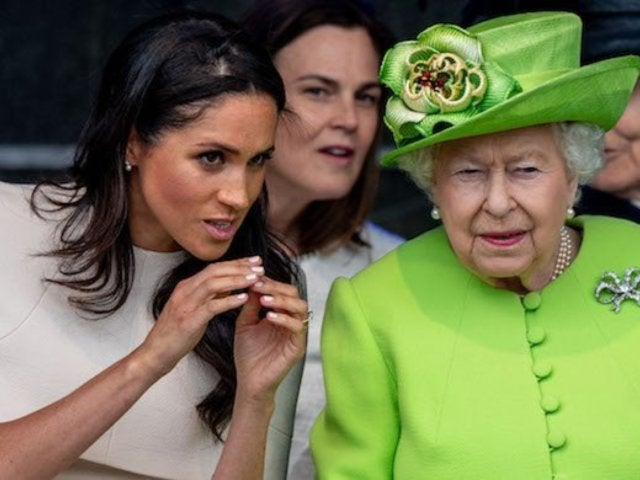 Meghan Markle Was Allegedly Scolded by Queen Elizabeth Over Royal Wedding Meal Complaints