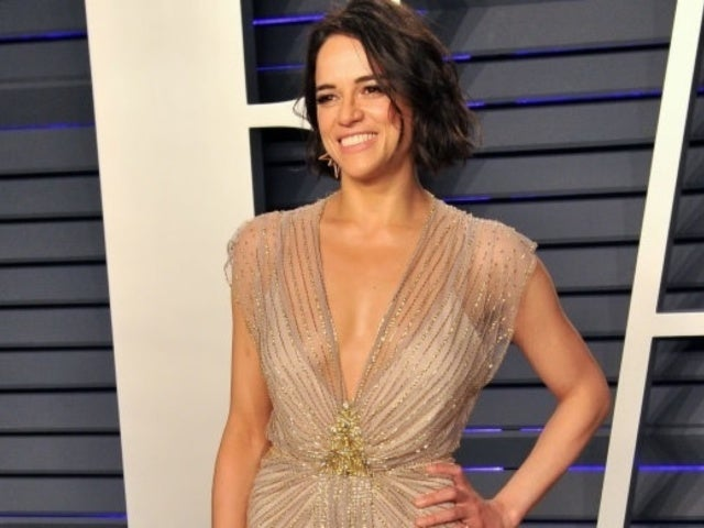 Michelle Rodriguez Officially Returning for 'Fast & Furious 9'