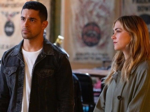 'NCIS': Wilmer Valderrama Reacts to Ziva's Return