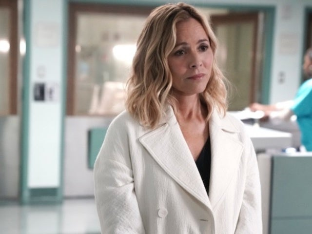 'NCIS' Fans In Tears Over Sloane's Emotional Reunion With Her Biological Daughter