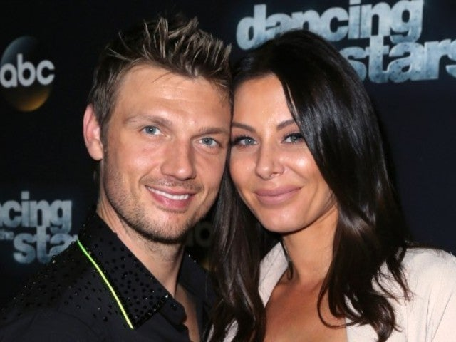 Nick Carter and Lauren Kitt Debut First Baby Girl Photo, Reveal Name