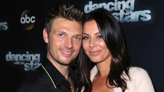 nick carter lauren kitt David Livingston