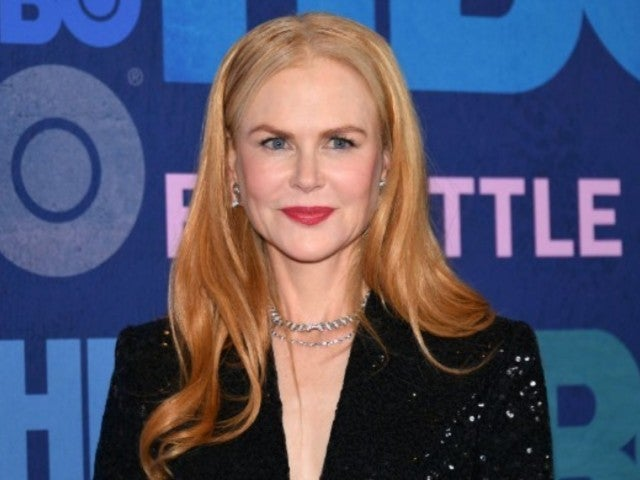 Nicole Kidman Jokes About 'Throuple' With 'Bombshell' Co-Stars Charlize Theron, Margot Robbie
