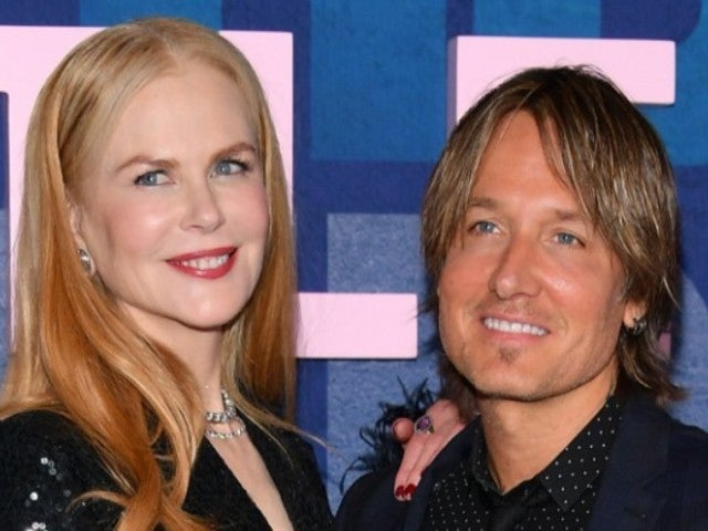 Keith Urban Steps Out to Support Nicole Kidman at 'Big Little Lies' Season 2 Premiere
