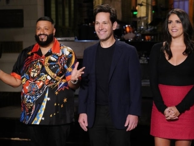'SNL' Guests Paul Rudd and DJ Khaled Cut up in New Promos