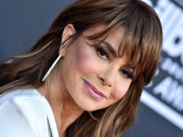 Billboard Awards: Watch Paula Abdul Smack Julianne Hough in Face With Hat During Show