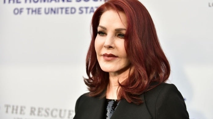priscilla presley getty images