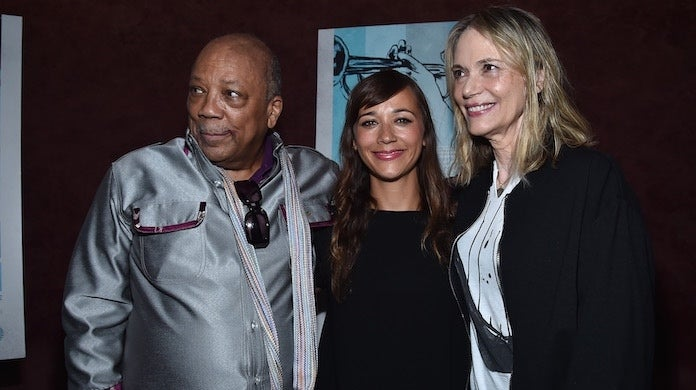quincy-jones-rashida-peggy-lipton-getty